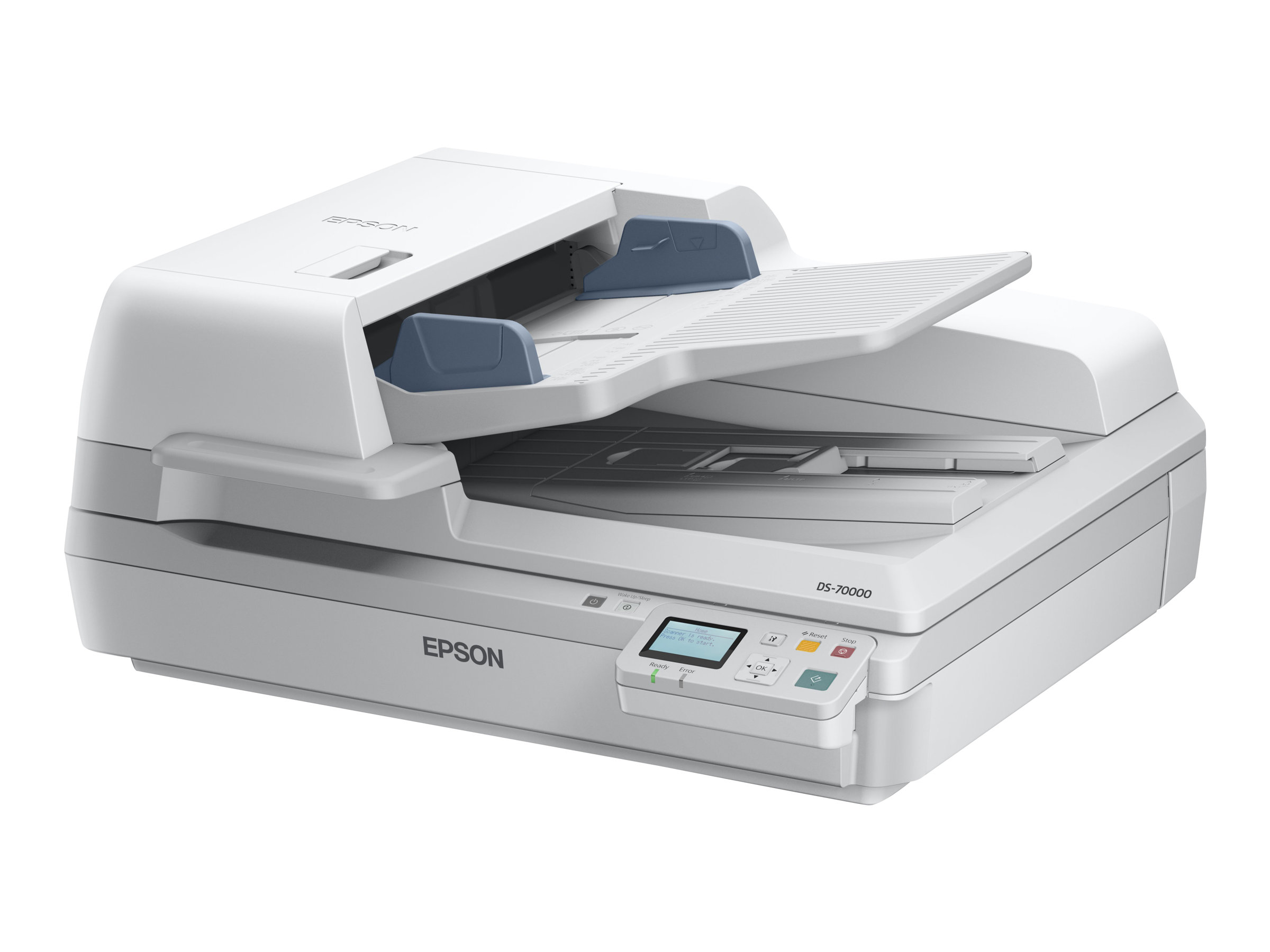 Epson WorkForce DS-70000N - scanner de documents A3 - 600 ppp x 600 ppp - 70ppm