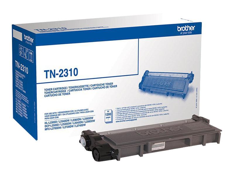 Brother TN2310 - noir - cartouche laser d'origine