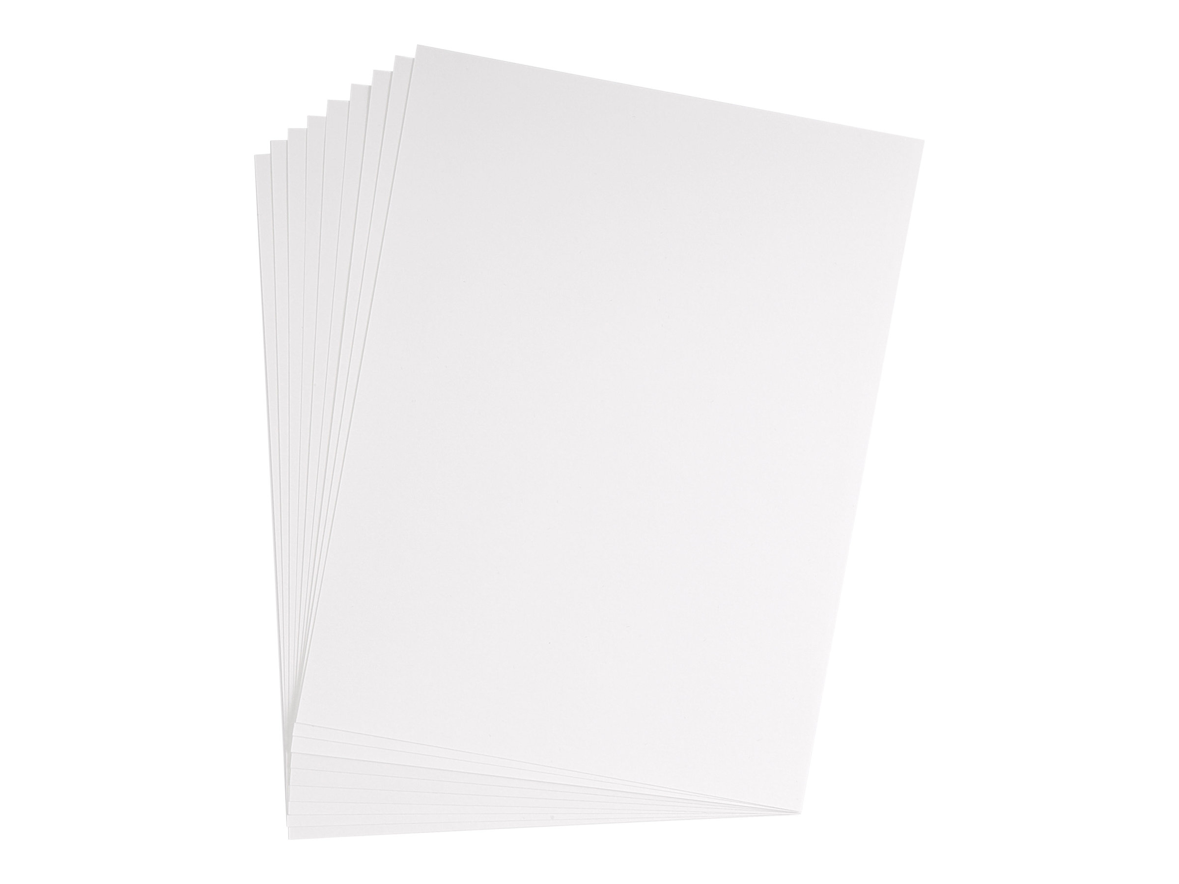 Clairefontaine Dessin à Grain - Bloc dessin - 25 feuilles - 50 x 65 cm - 200 gr - blanc