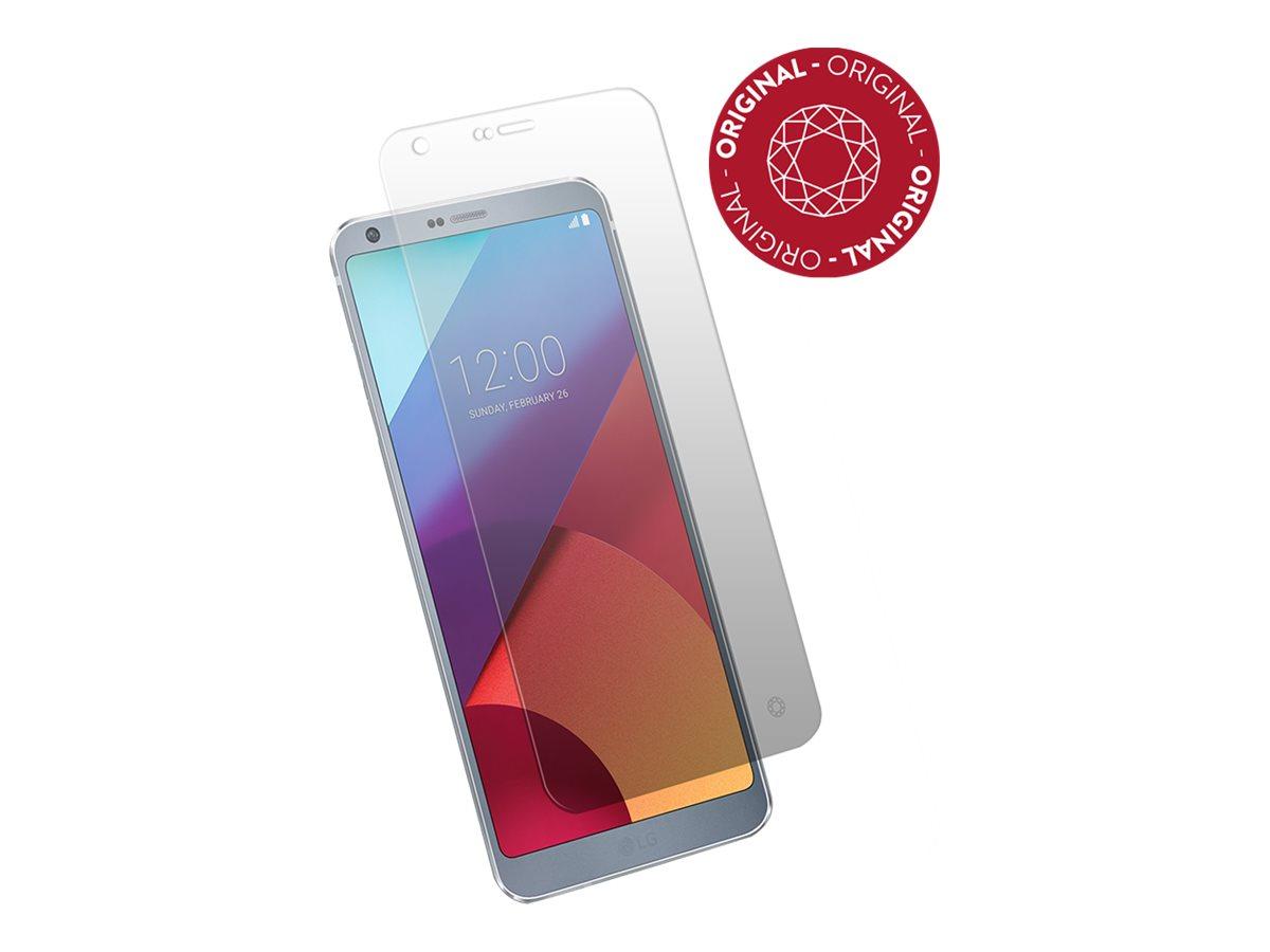 Force Glass - protection d'écran - verre trempé pour LG G6