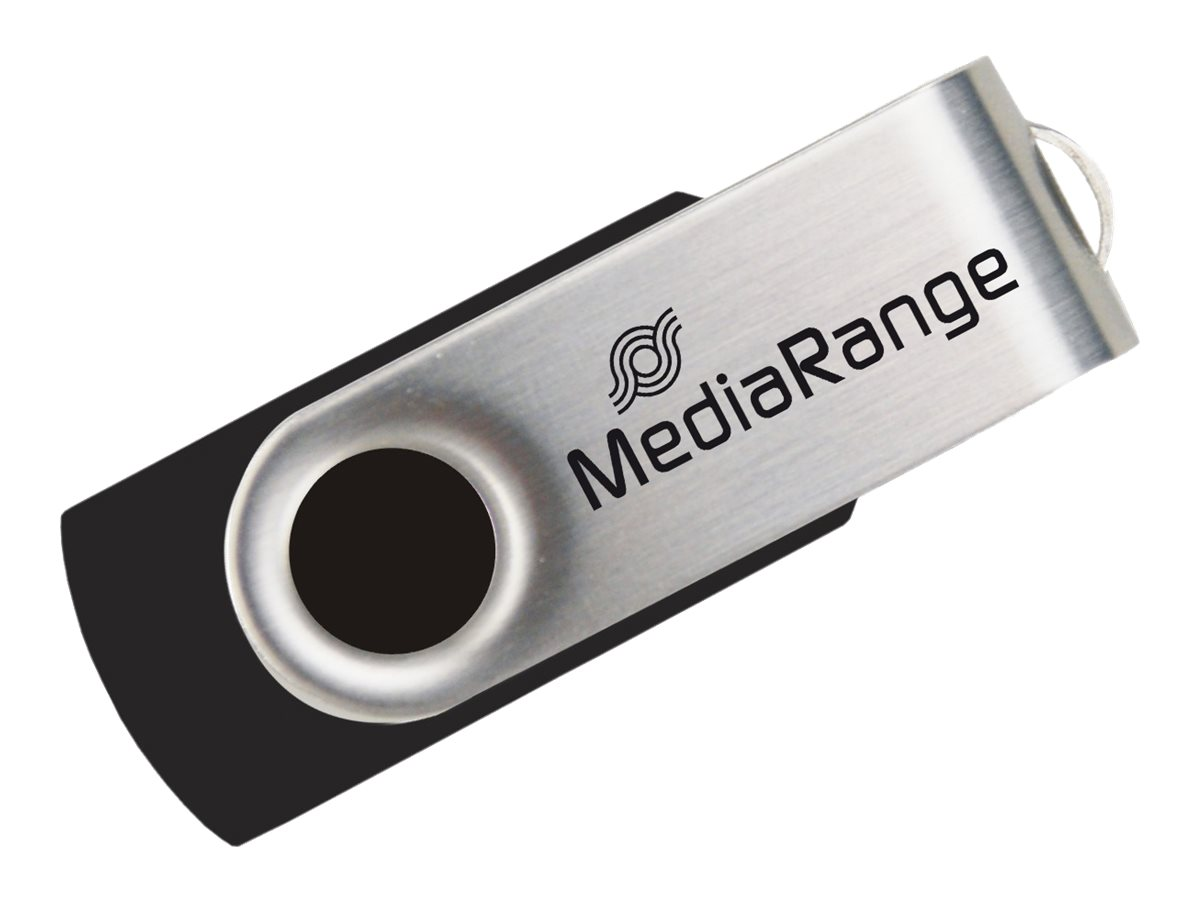 MediaRange USB Flash-Drive - clé USB 64 Go - USB 2.0