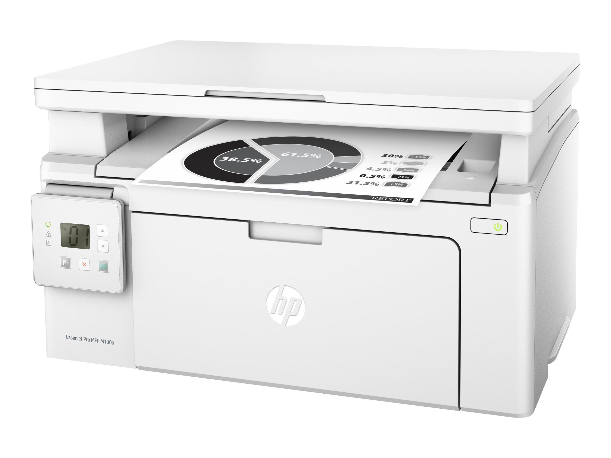 HP LaserJet pro M130a - imprimante laser multifonctions monochrome A4 - recto-verso manuel