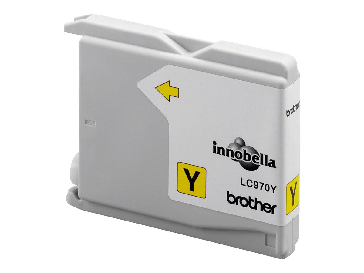 Brother LC970 - jaune - cartouche d'encre originale