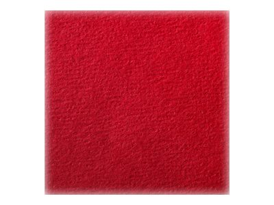 Clairefontaine - Papier dessin couleur à grain - feuille 50 x 65 cm - rouge