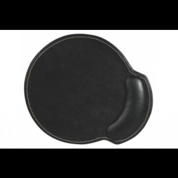 Carpentras Sign Elyane - Tapis de souris avec repose-poignets - noir