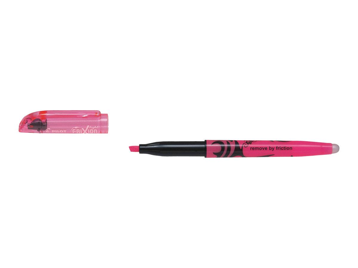Pilot Frixion Light - Surligneur effaçable - rose
