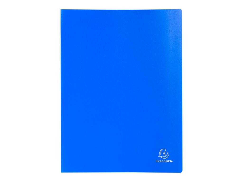 Exacompta - Porte vues - 180 vues - A4 - disponible dans différentes couleurs
