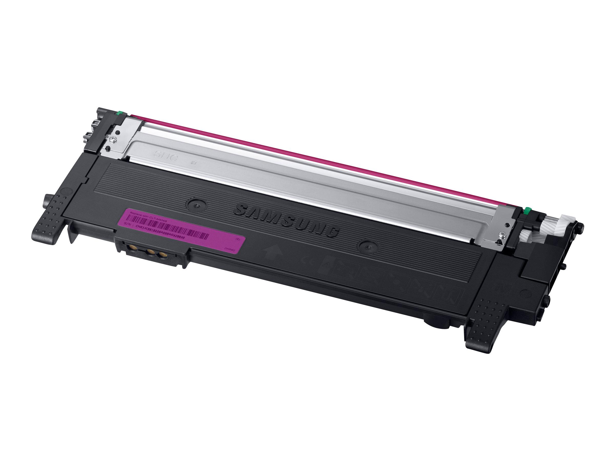 Samsung CLT-M404S - magenta - cartouche laser d'origine