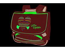 Lola Espeleta - Cartable 38 cm - 2 compartiments - Oberthur