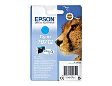 Epson T0712 Guépard - cyan - cartouche d'encre originale