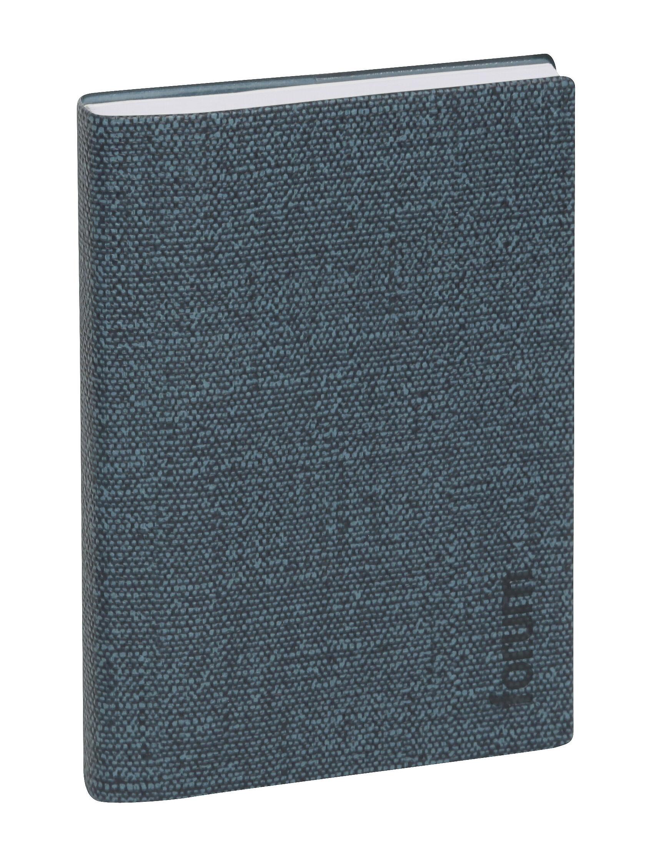 Agenda Tweed - 1 jour par page - 12 x 17 cm - disponible dans différentes couleurs - Exacompta