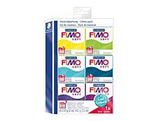 FIMO Soft Colour Pack - pâte à modeler
