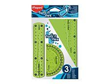 Maped - Kit de traçage - Twist'n flex