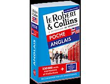 Le Robert & Collins Dictionnaire Poche Anglais + Version numérique à télécharger