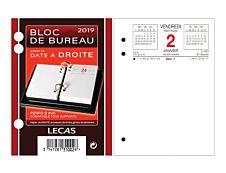 Lecas - recharge de calendrier éphéméride