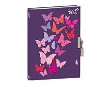 Quo Vadis Butterfly - jounal intime