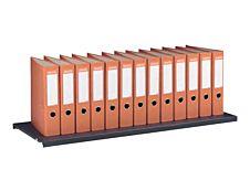 Tablette pour armoire Monobloc - 120 x 43 cm - Anthracite