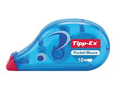 Tipp- Ex Pocket Mouse - Roller correcteur - 5 mm x 10 m