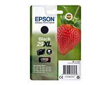 Epson 29XL Fraise - noir - cartouche d'encre originale