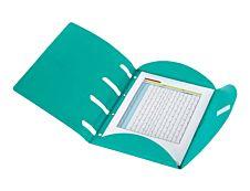 Viquel SmartFolder - Chemise à 3 rabats - A4 - vert