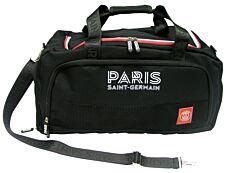 PSG Sac de sport 53 cm noir ou bleu 1 compartiment Alpa