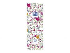Oxford Floral - shopping notepad