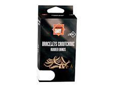 JPC - Bracelets caoutchouc - élastiques - 0.18 cm x 15 cm - 100 g