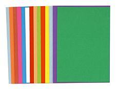 Exacompta Nature Future Bahia - 100 sous-chemises - 80 gr - couleurs assorties