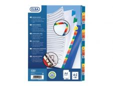 ELBA StrongLine - Intercalaire - 26 positions - A-Z - A4 Maxi - blanc