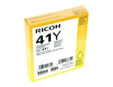 Ricoh - jaune - originale - cartouche d'encre