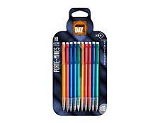 JPC - 10 Crayons porte mines - HB - 0,7 mm