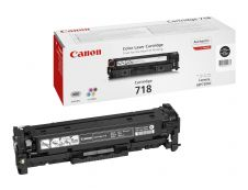 Canon 718 - noir - cartouche laser d'origine
