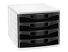 CEP Confort 894 - bloc de classement à tiroirs - noir