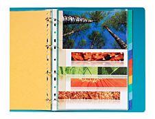 Exacompta Nature Future - Intercalaire - 12 positions - A4 Maxi - 225G - couleurs tachetées assorties