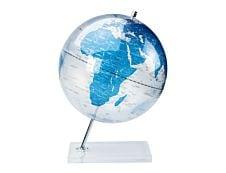 Sign Deco globe