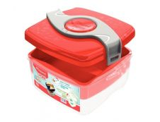 Maped Picnik Origin - conteneur pour aliments - rouge - 1.4 L