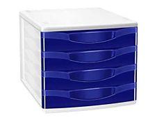 CEP Confort 894 - bloc de classement à tiroirs - bleu