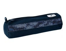 Trousse Strass Ronde 3 coloris disponibles 1 compartiment Oberthur