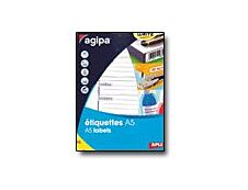 APLI PAPER - étiquettes d'expédition - 48 étiquette(s) - 64 x 133 mm