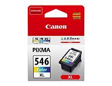 Canon CL-546XL - couleurs (cyan, magenta, jaune) - cartouche d'encre originale