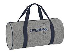 Antoine Griezmann Sac de sport gris 1 compartiment Viquel