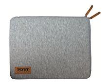 PORT Designs - Housse Torino Gris pour ordinateur 15,6''