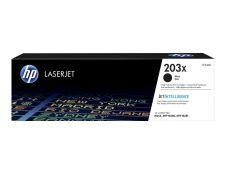 HP 203X - noir - toner LaserJet d'origine - cartouche laser