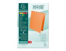 Exacompta Nature Future Bahia - 30 sous-chemises - 80 gr - couleurs assorties