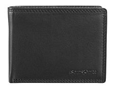 Samsonite Attack SLG S - portefeuille cuir - noir