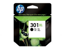 HP 301XL - à rendement élevé - noir - original - cartouche d'encre