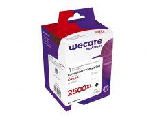 Canon PGI-2500XL - compatible Wecare K12704W4 - noir - cartouche d'encre