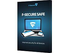 F-Secure SAFE - licence d'abonnement (1 an) - 1 appareil