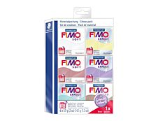 FIMO Soft Colour Pack - pâte à modeler