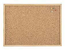 JPC - Tableau d'affichage - 600 x 900 mm - liège - naturel